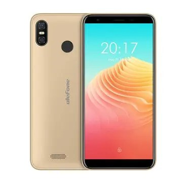 banggood Ulefone S9 Pro MTK6739 1.5GHz 4コア GOLD(ゴールド)