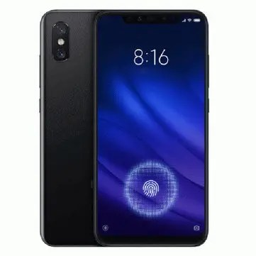 banggood Xiaomi Mi8 Pro Snapdragon 845 SDM845 2.8GHz 8コア BLACK(ブラック)