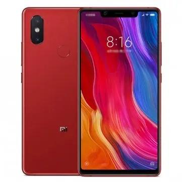 banggood Xiaomi Mi8 SE Snapdragon 710 2.2GHz 8コア RED(レッド)