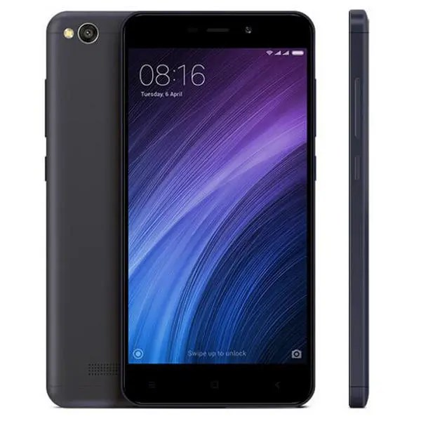banggood Xiaomi Redmi 4A Snapdragon 425 MSM8917 1.4GHz 4コア GRAY(グレイ)