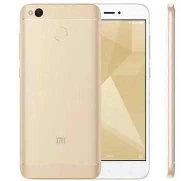 banggood Xiaomi Redmi 4X Snapdragon 435 MSM8940 1.4GHz 8コア GOLD(ゴールド)