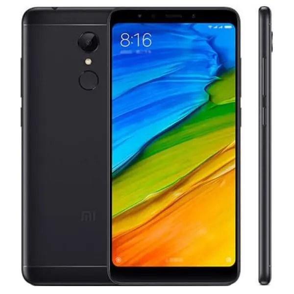banggood Xiaomi Redmi 5 Snapdragon 450 1.8GHz 8コア BLACK(ブラック)