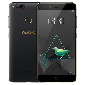 banggood ZTE Nubia Z17 Mini Snapdragon 652 MSM8976 1.8GHz 8コア GOLD(ゴールド)
