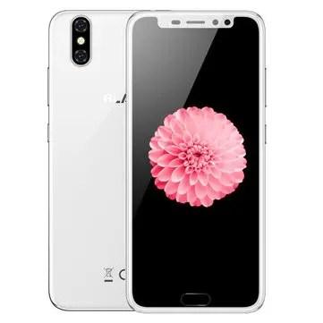 banggood iLA X MTK6737 1.3GHz 4コア WHITE(ホワイト)