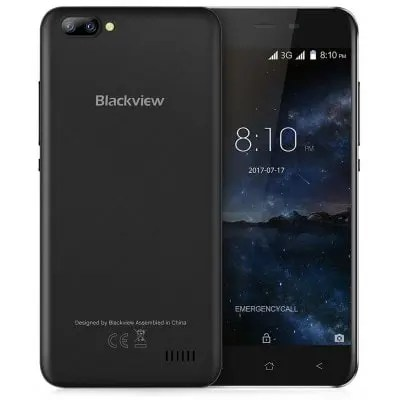 Blackview A7 3G MTK6580A 1.3GHz 4コア