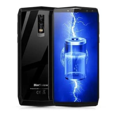 Blackview P10000 Pro MTK6763 Helio P23 2.0GHz 8コア