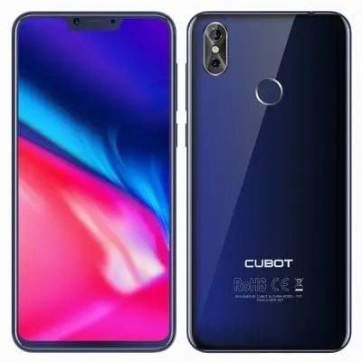 gearbest CUBOT P20 MTK6750T 1.5GHz 8コア OTHER(その他)