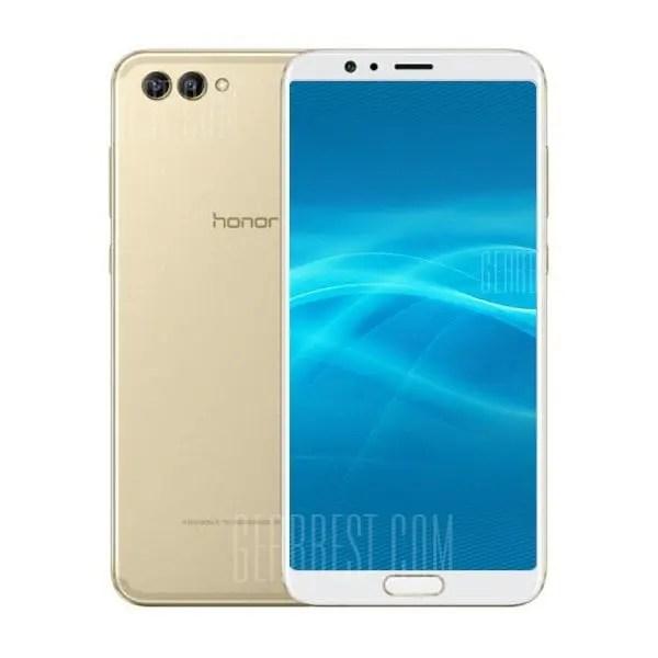 gearbest Huawei Honor V10 Kirin 970 2.4GHz 8コア GOLD(ゴールド)