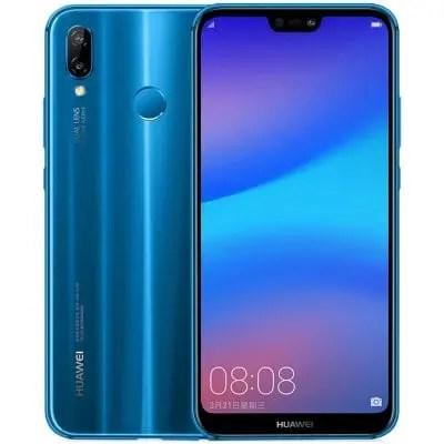 gearbest HUAWEI Nova 3e Kirin 659 2.36GHz 8コア BLUE(ブルー)