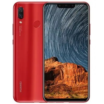 gearbest HUAWEI Nova 3 Kirin 970 2.4GHz 8コア RED(レッド)
