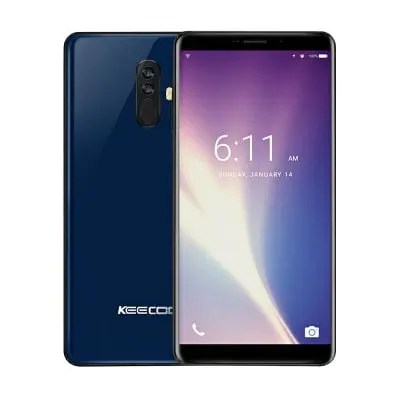 gearbest KEECOO P11 Pro MTK6737 1.3GHz 4コア BLUE(ブルー)
