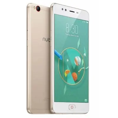 gearbest Nubia M2 Lite MTK6750 1.5GHz 8コア CHAMPAGNE GOLD(シャンペンゴールド)