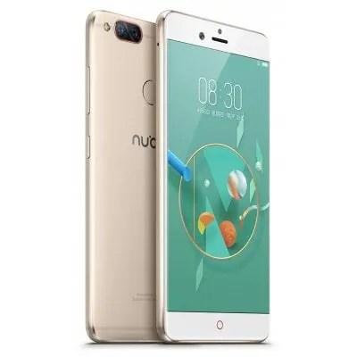 gearbest ZTE Nubia Z17 Mini Snapdragon 652 MSM8976 1.8GHz 8コア CHAMPAGNE(シャンペン)