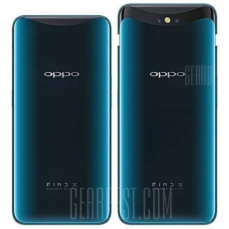 Oppo Find X Snapdragon 845 SDM845 2.8GHz 8コア