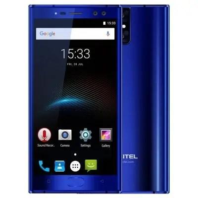 gearbest Oukitel K3 MTK6750T 1.5GHz 8コア BLUE(ブルー)