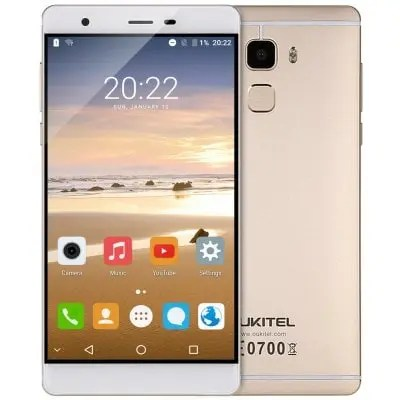 gearbest AQUOS R  MTK6753 1.3GHz 8コア CHAMPAGNE GOLD(シャンペンゴールド)
