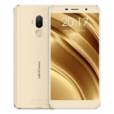 gearbest Ulefone S8 Pro MTK6737T 1.5GHz 4コア GOLDEN(ゴールデン)