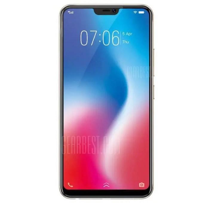 Vivo V9 Snapdragon 626 MSM8953Pro 2.2 GHz 8コア