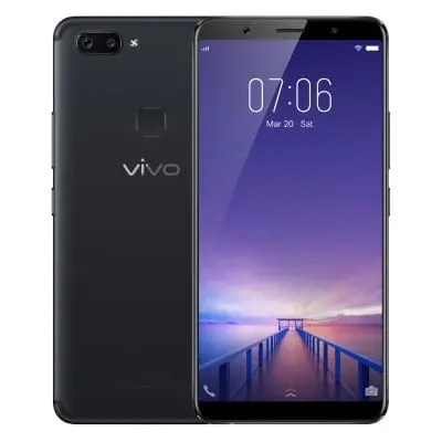 gearbest vivo X20 Snapdragon 660 MSM8956 Plus 2.2GHz 8コア BLACK(ブラック)