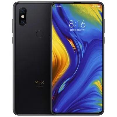 gearbest Xiaomi Mi MIX 3 Snapdragon 845 SDM845 2.8GHz 8コア BLACK(ブラック)