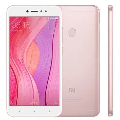 gearbest Xiaomi Redmi 5A Snapdragon 425 MSM8917 1.4GHz 4コア ROSE GOLD(ローズゴールド)