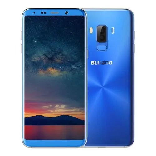 geekbuying Bluboo S8 pro MTK6750T 1.5GHz 8コア BLUE(ブルー)