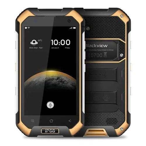 geekbuying Blackview BV6000S MTK6735 1.3GHz 4コア Yellow(イエロー)