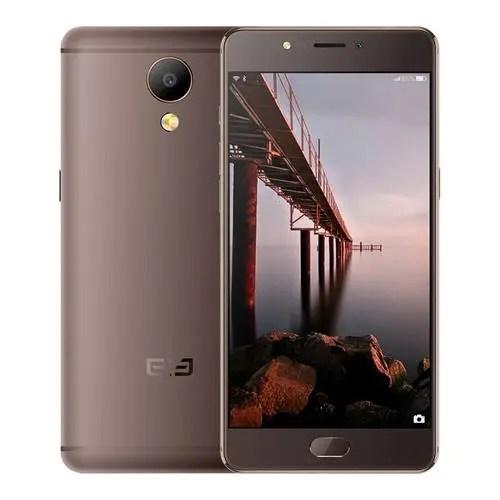 geekbuying Elephone P8  MTK6757T Helio P25 2.5GHz 8コア GOLD(ゴールド)