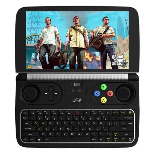 geekbuying GPD WIN 2 Core M3-7Y30 1GHz 2コア BLACK(ブラック)