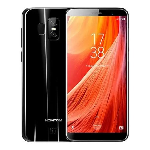 geekbuying HOMTOM S7 MTK6737 1.3GHz 4コア BLACK(ブラック)
