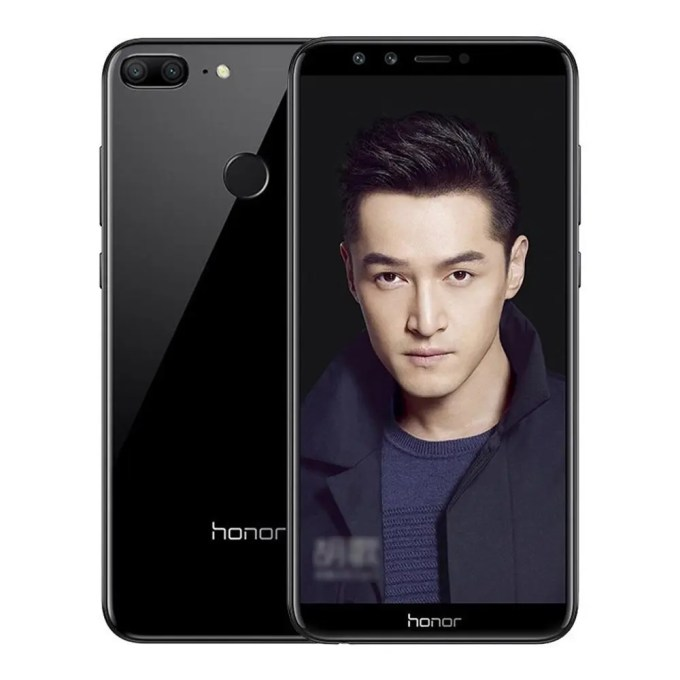 geekbuying Huawei Honor 9 Lite Kirin 659 2.36GHz 8コア BLACK(ブラック)