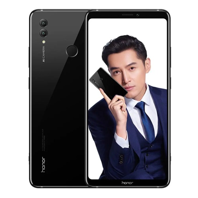 geekbuying Huawei Honor Note 10 Kirin 970 2.4GHz 8コア BLACK(ブラック)