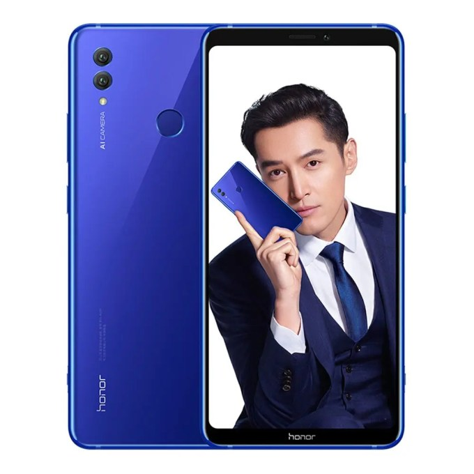geekbuying Huawei Honor Note 10 Kirin 970 2.4GHz 8コア BLUE(ブルー)