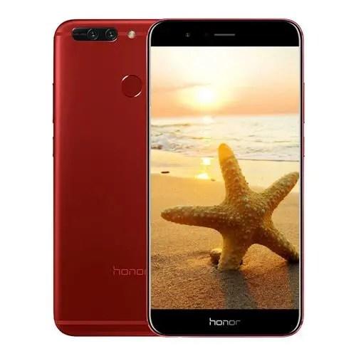 geekbuying Huawei Mate 9 Kirin 960 2.4GHz 8コア RED(レッド)