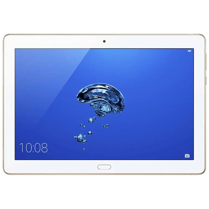 geekbuying Huawei Honor WaterPlay HDN-W09 Kirin 659 2.36GHz 8コア GOLD(ゴールド)