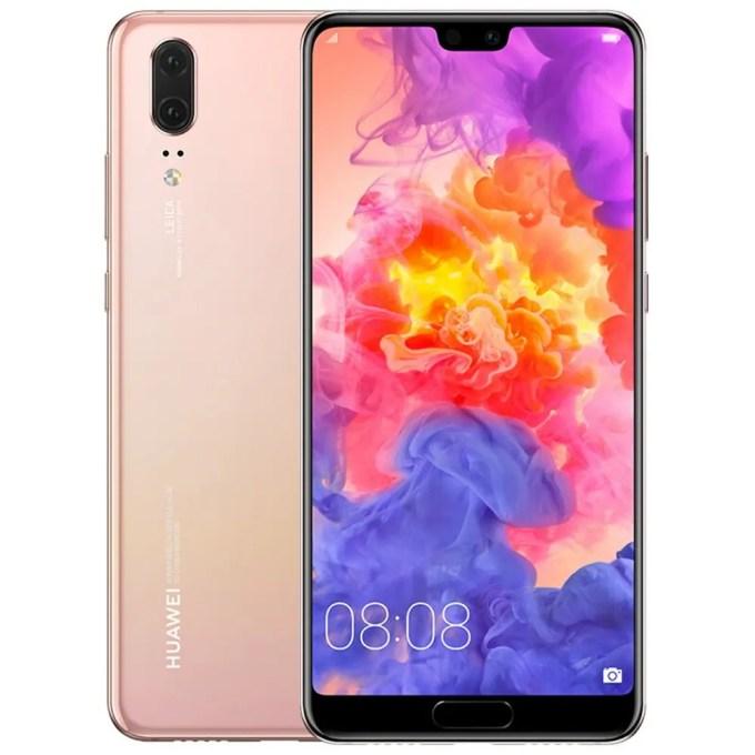 geekbuying Huawei P20 (EML-AL00) Kirin 970 2.4GHz 8コア GOLD(ゴールド)
