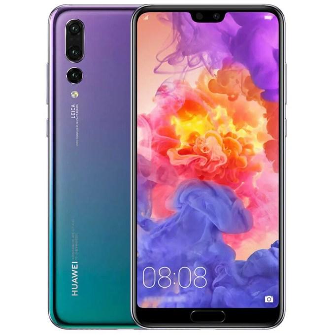 geekbuying Huawei P20 Pro Kirin 970 2.4GHz 8コア SILVER(シルバー)