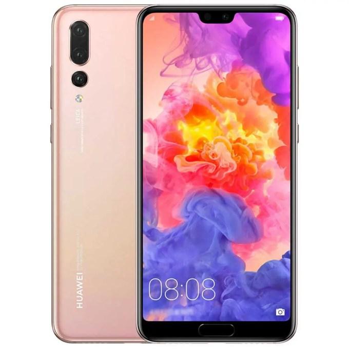 geekbuying Huawei P20 Pro Kirin 970 2.4GHz 8コア GOLD(ゴールド)