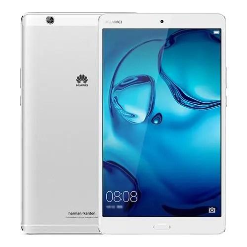 banggood Huawei M3 (BTV-DL09) Kirin 950 1.8GHz 8コア SILVER(シルバー)
