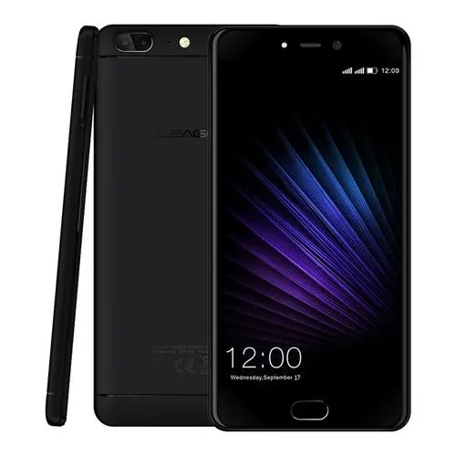 geekbuying Leagoo T5 MTK6750T 1.5GHz 8コア BLACK(ブラック)