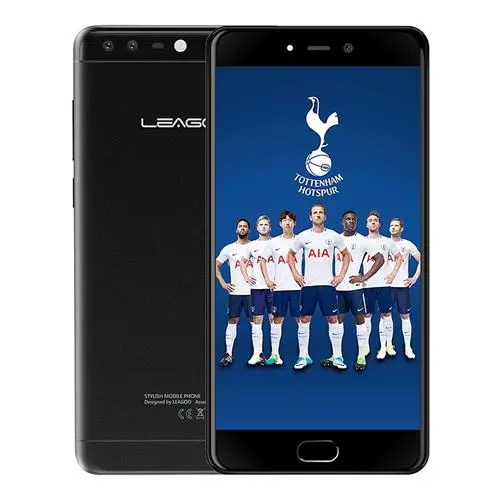 geekbuying LEAGOO T5c SC9853 1.8GHz 8コア BLACK(ブラック)