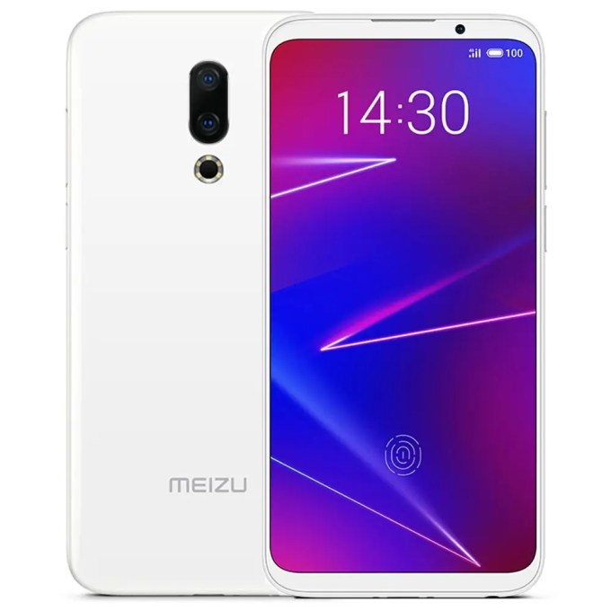 geekbuying Meizu 16X Snapdragon 710 2.2GHz 8コア WHITE(ホワイト)