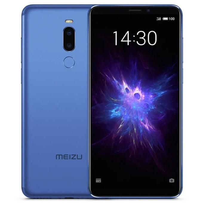 geekbuying Meizu Note 8 Snapdragon 632 SDM632 BLUE(ブルー)