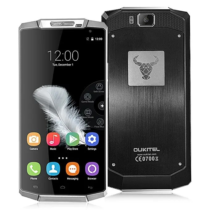 geekbuying K10000 MTK6735 1.0GHz 4コア BLACK(ブラック)