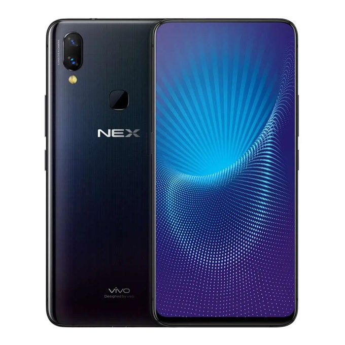 geekbuying Vivo NEX Snapdragon 710 SDM710 2.2GHz 8コア,Snapdragon 845 SDM845 2.8GHz 8コア RED(レッド)