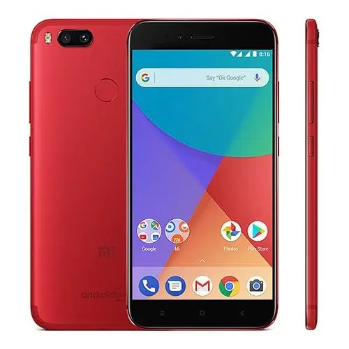 geekbuying Xiaomi Mi A1 Snapdragon 625 MSM8953 2.0GHz 8コア RED(レッド)