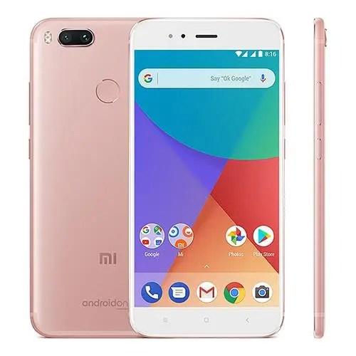 geekbuying Xiaomi Mi A1 Snapdragon 625 MSM8953 2.0GHz 8コア ROSE GOLD(ローズゴールド)