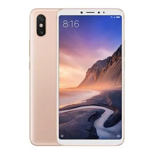 geekbuying Xiaomi Mi Max 3 Snapdragon 636 SDM636 8コア GOLD(ゴールド)
