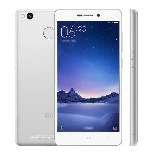 geekbuying Xiaomi Redmi 3S Snapdragon 430 MSM8937 1.4GHz 8コア SILVER(シルバー)