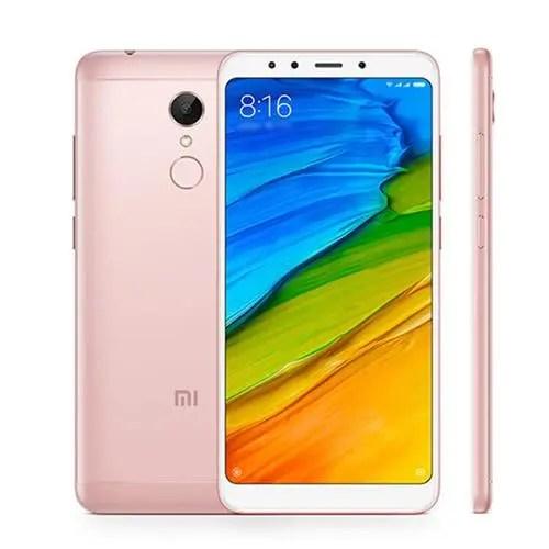 geekbuying Xiaomi Redmi 5 Snapdragon 450 1.8GHz 8コア ROSE GOLD(ローズゴールド)